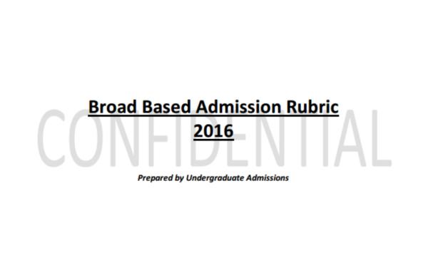 Undergraduate Admissions / UBC